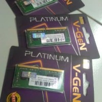 Ram 8GB ddr4 VGEN Platinum Sodimm memori laptop pc19200 2400 Murah