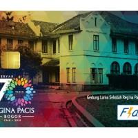 Kartu Flazz Edisi Bangunan Regina Pacis Tua – Gedung Jalan Juanda