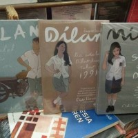 NOVEL MILEA,DILAN 1& DILAN 2