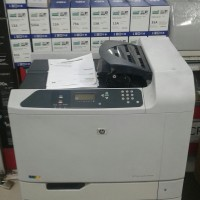 Jual printer a3 | hp laserjet warna CP6015x bekas berkualitas