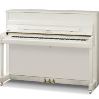 Piano Upright Kawai Tipe K200 / Kawai K-200/ Piano Kawai K 200 Putih
