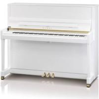 Piano Upright / Acoustic Piano Merk Kawai Tipe UM-21 Warna Putih