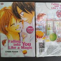 Komik murah : Falling Into You Like a Magic (Chiba Kozue)
