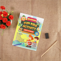 Buku Anak : Binatang Fun Kids Activity Usia 4-6 Tahun