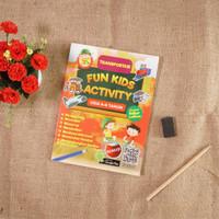 Buku Anak : Transportasi Fun Kids Activity Usia 4-6 tahun