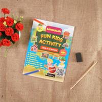 Buku Anak : Bangunan Fun Kids Activity Usia 4-6 tahun