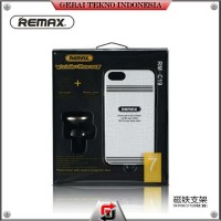 Remax 360 Degrees Mobile Mobil Dudukan HP Casing iPhone 7 Plus RM-C19