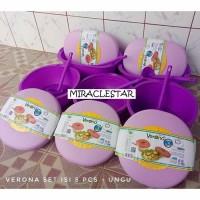 Verona Food Container Set Of 5 Wadah Penyajian Makanan