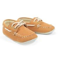 Hello Mici Sepatu Bayi Prewalker Shoes Moccasin Brown - size 3