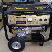 Genset Maestro MT7000CE 5.000w Cocok untuk Las / Toko