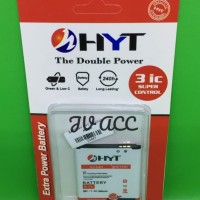 BATTERY BATERAI BATRE HYT DOUBLE POWER LENOVO A1000 BL 253 A369 BL203