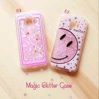 Casing Hp Samsung J2 Pro Magic Glitter Case