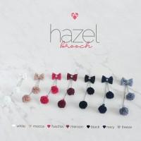 Hazel Brooch by Amily Hijab