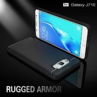 Murah ! Case Ipaky Carbon Samsung Galaxy J7 2016 / J710 New Update