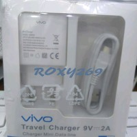 Charger Carger Hp Vivo V5 Plus V5plus Ori Original 2A Fast Charging