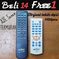 Harga remote remot tv mesin cina china | antitipu.com