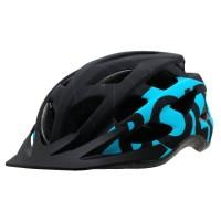 Harga helm sepeda polygon bolt blue colourfull adjustable safety | Hargalu.com