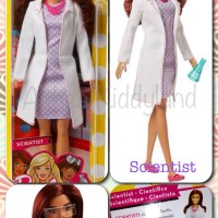 Boneka Barbie Career Doll Asli Mattel