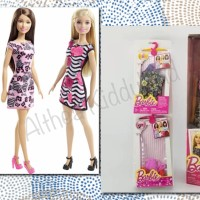 Barbie Everyday Fashion Combo with Various Dresses & Accessories
