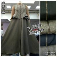 Realpic Gamis Muslimah Dress Cu2K T072118 V3