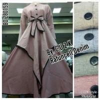 Realpic Gamis Muslimah Dress Cu2K T072118
