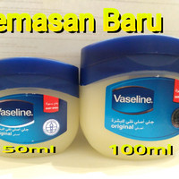 Vaseline petroleum jelly / vaseline arab 120ml