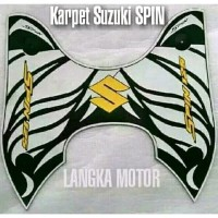 Karpet Suzuki Spin - Langka Motor Aksesoris