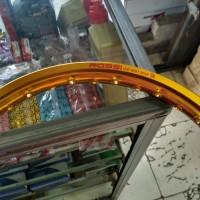 velg rossi 140 17. 1 biji. gold Limited