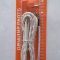 Kabel Setrika Philips Miyako Maspion Merk TURBO