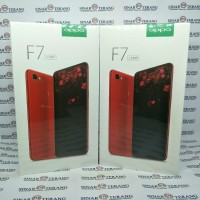 HP OPPO F7 4/64 BLACK & RED