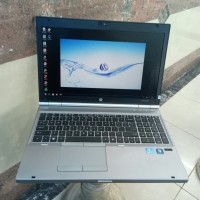 Obral laptop second mulus murmer hp elitebook 8560p ci7 ram 4gb 320gb