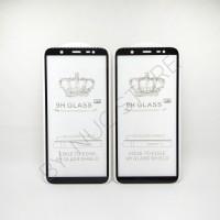 Samsung J8 Glass Pro Tempered Glass 3D Curve Full Cover 5D Full Glue