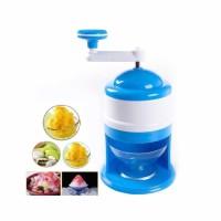 Food Drink Maker alat serut es serutan es portable snow cone ice peng