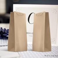 Paperbag Polos Multipurpose Packaging Size 7Cm x 7Cm x 13 5Cm