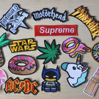 All patch