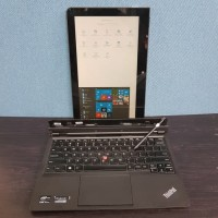 Lenovo ThinkPad Helix Hybrid Laptop & Tablet Core i5-3337U SSD 180GB