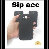 Case Slim Black Matte Sony Samsung Galaxy Grand 1 / Grand Neo