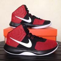 Terlaris Sepatu Basket Nike Air Precision University Red 898455-601 042baf9fc8