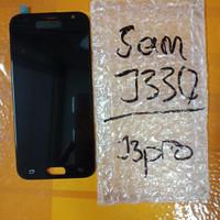 LCD + TS Samsung J330 / J3pro (2017) Fullset Original Bergaransi
