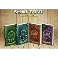Novel Tere Liye - Serial Bumi 4 Buku - Bulan - Bumi - Bintang -