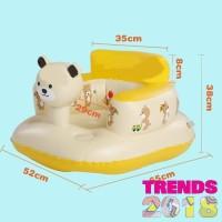 Perlengkapan Bayi Sofa Anak Bayi Portable Untuk Mandi Makan Nonton