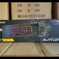 Harga rexus k9 fortress backlit floating keys gaming keyboard rex | WIKIPRICE INDONESIA
