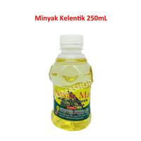Santan mas minyak kelapa/klentik 250 ml bisa untuk urut, masak