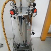 Setrika Uap Boiler Gas Nagamoto 15 Liter kompor otomatis murah
