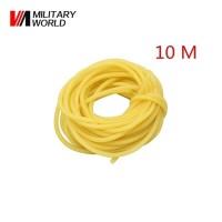 Harga tali karet pengganti ketapel 10m rubber slingshot paling | Pembandingharga.com