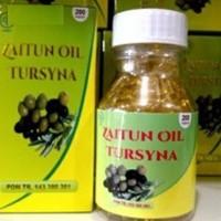 READY STOCK! MINYAK ZAITUN TURSYNA ATAU TURSINA EXTRA VIRGIN OLIVE OIL