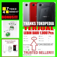 OPPO F7 RAM 4GB/64GB RED/SILVER/BLACK GARANSI RESMI 100% hp handphone