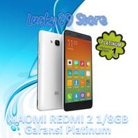 XIAOMI REDMI 2 4G LTE (1GB/8GB) GARANSI DISTRIBUTOR 1 TAH hp handphone