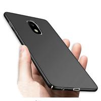 samsung j7 pro baby skin ultra slim hard case - Hitam hp handphone