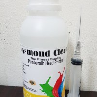 Head Cleaner For Printer Epson Canon Brother Hp DTG 250ml Limited